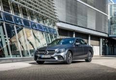 Mercedes lanseaza modelul C300, cu care mergi aproape GRATIS! Consuma doar 1,4 la suta