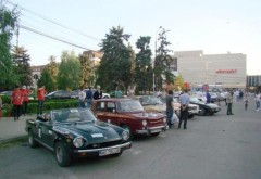 OLD CARS RALLY 2019 - Prima etapă a Campionatului de Raliuri pentru Vehicule Istorice are loc în Prahova, la începutul lunii mai