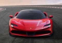 FOTO-VIDEO Ferrari a lansat cel mai puternic model: are 1.000 de cai putere și poate atinge 340 de kilometri pe oră