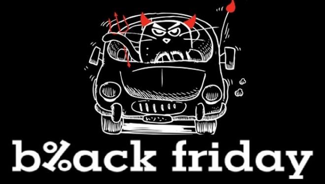 BLACK FRIDAY. eMAG a vândut 30 de autoturisme în două ore!
