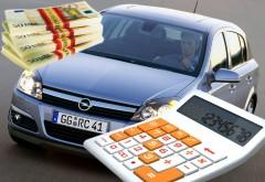 TAXA AUTO 2015: Cum se calculează TIMBRU DE MEDIU 2015