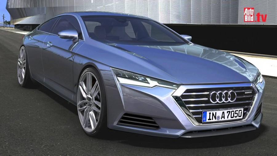 Imagini Spectaculoase Cu Audi A9