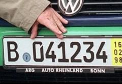 Anunţ IMPORTANT pentru românii care aduc maşini din Germania. Ce trebuie să solicite autorităţilor