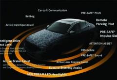 Ce tehnologii a pregătit Mercedes