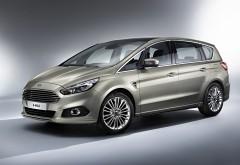 Ford aduce S-MAX în România
