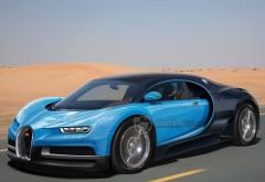 Bugatti Chiron, cea mai puternică maşină din lume
