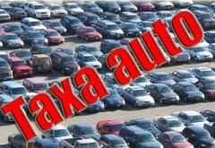 Românii pot cere restituirea taxei auto până la 31 decembrie 2020