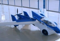 Cum arată şi ce preţ va avea maşina zburătoare disponibilă în 2017 - VIDEO