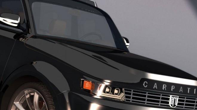 Noul concept SUV Aro Carpatic: jeep-ul românesc n-a arătat niciodată atât de bine  GALERIE FOTO