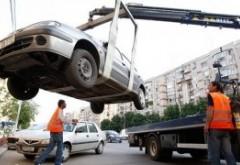 ATENȚIE ȘOFERI Se ridică iar mașini. VEZI cazurile în care se poate face asta