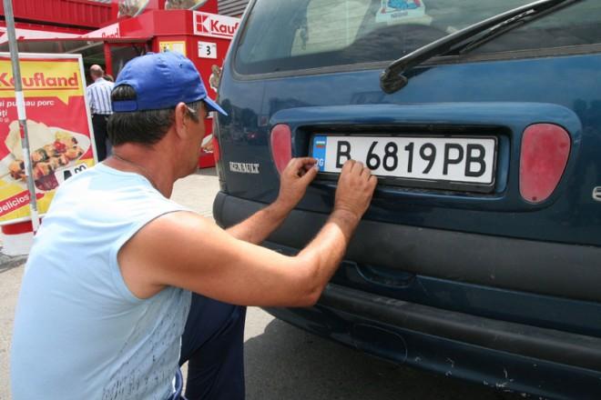 Romanii cu masini inmatriculate in Bulgaria risca radierea si chiar dosar penal. Ce masuri au luat autoritatile