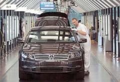 Volkswagen, amendă-record pentru emisiile măsluite