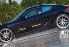 Anvelopa sport de la Continental, pe primul loc în primul test de anvelope de vară din acest an