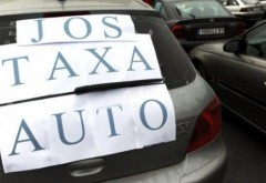 TAXA AUTO dispare: Guvernul va muta timbrul auto de mediu în preţul combustibililor