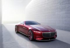 Conceptul Vision Mercedes Maybach 6 - VIDEO
