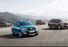 Dacia vine la Salonul Auto de la Paris cu noile variante Logan şi Sandero
