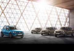 Informații noi despre Logan și Sandero facelift: semnalizatoare și geam șofer cu impuls, volan Soft Cover, interior Bej Alpaca opțional