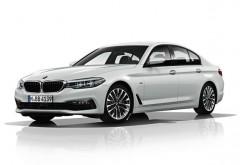 Noul BMW Seria 5 este oficial: motoare noi și tehnologii de pe fratele mai mare, Seria 7