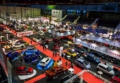 Tendințele auto 2016 – 2017 și peste 200 de modele expuse vă așteaptă la Salonul Auto București și Accesorii 2016!