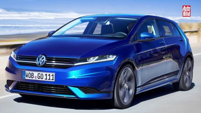 ASTEPTAREA A LUAT SFARSIT! Asa arata noul Volkswagen Golf 8! Surpriza uriasa a nemtilor.