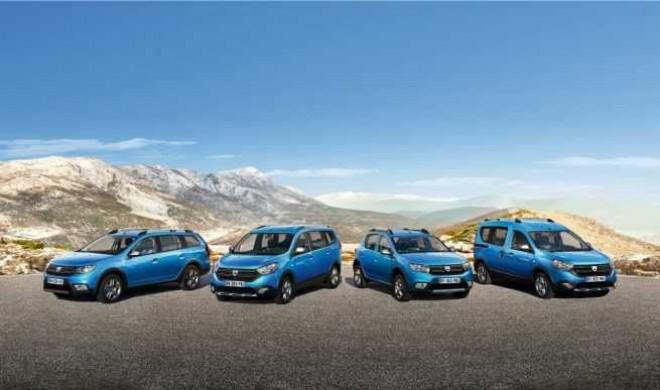 Dacia prezinta la Salonul Auto de la Geneva versiunea Stepway a Logan MCV
