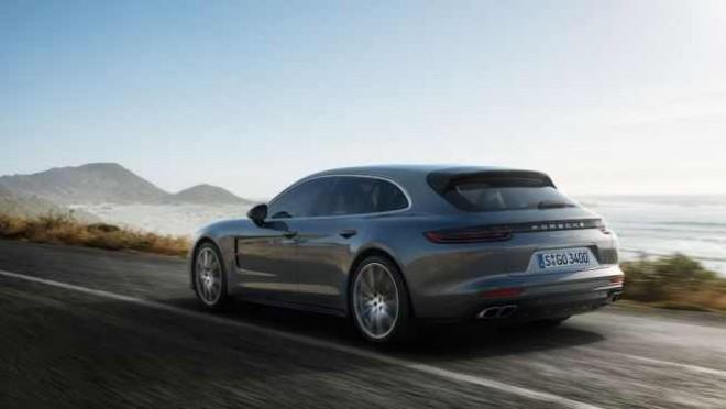 Porsche Panamera Sport Turismo se prezinta. Acum Panamera e si break
