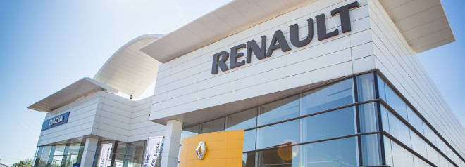 Renault Commercial Roumanie recheamă în service 97 de autoturisme