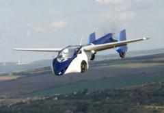 O mașină zburătoare a fost prezentată la Monaco. Cât va costa vehiculul