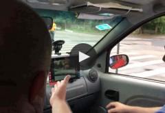 Totul despre INREGISTRAREA VIDEO a probei practice. Instructor: Înregistrarea video a examenului auto este un stres în plus pentru candidaţi