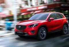 Mazda recheamă în service aproape 2.300 de maşini în România