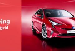 Toyota Hybrid a triplat segmentul eco în România