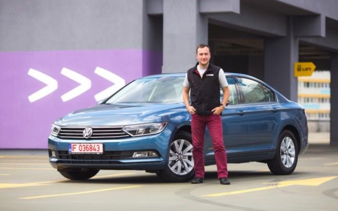 Test de consum cu Volkswagen Passat 1.6 TDI. Dovada ca un diesel mic pe masina mare poate face treaba foarte buna