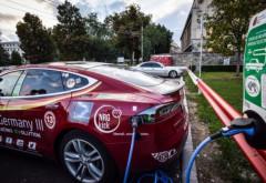"""Cât de rentabilă este o maşină electrică în România. """"De când am cumpărat-o, am plătit doar parcarea"""""""