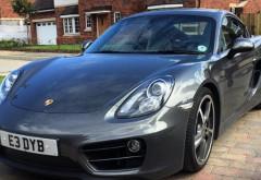 Cum îţi poţi cumpăra un Porsche cu 100 de lei. Vezi care este sigura condiţie pe care trebuie să o îndeplineşti