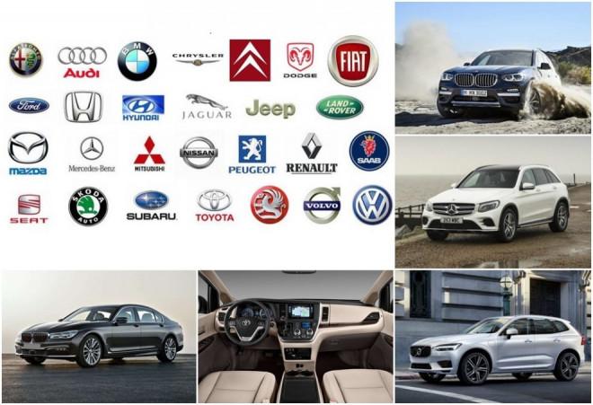 Ce mașini preferă europenii în 2017. Trendul auto în 2018