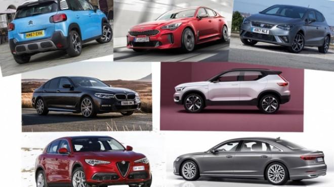 Maşina Anului 2018 în Europa. S-au stabilit finalistele, absenţă surpriză de pe listă