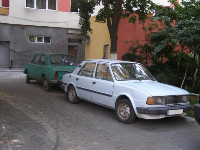 Mașinile vechi de pe străzile României determină Guvernul să anunţe o nouă taxă auto