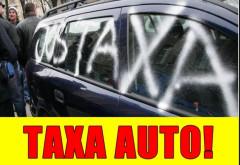 TAXA AUTO 2018: Viitoarea taxă de mediu nu va fi una de primă înmatriculare. Termenul de luna martie ar putea fi decalat