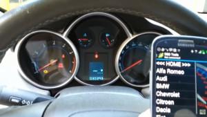Cum dai înapoi kilometrajul unei mașini direct de pe telefonul mobil