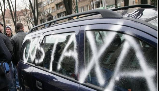 TAXA AUTO 2018: Ar urma să fie între 50 şi 3000 de euro, în funcţie de norma de poluare