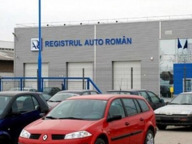 RAR nu mai poate elibera, temporar, documente pentru înmatricularea vehiculelor second-hand aduse din străinătate