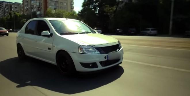 4Tunning: O Dacia Logan din Romania are acum 410 cp si prinde peste 250 km/h VIDEO