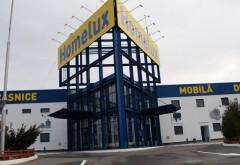 S-a deschis primul magazin Homelux in Ploiesti, in locul fostului Praktiker
