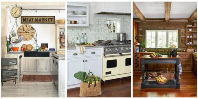 Cum sa organizezi eficient bucataria casei de la tara?