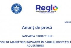 Tehnologii de marketing inovative în cadrul societății UPSCALE Advertising