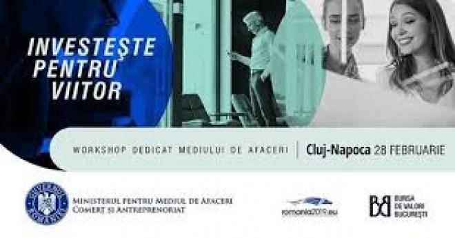 Workshop dedicat mediului de afaceri, la Hotel Central din Ploiesti