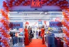 KIK deschide doua magazine de imbracaminte la preturi mici, in Ploiesti
