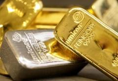 Nebunie TOTALĂ pe piața financiară - Prețul aurului a EXPLODAT la cel mai mare nivel din ultimii 7 ani