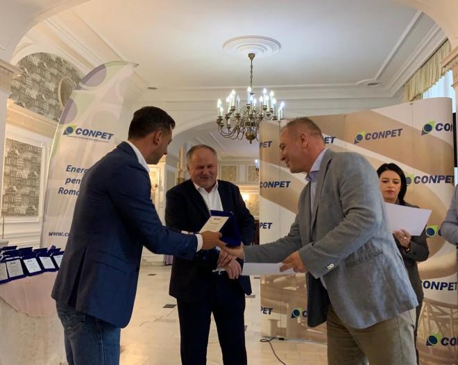 CONPET premiază profesionalismul partenerilor săi