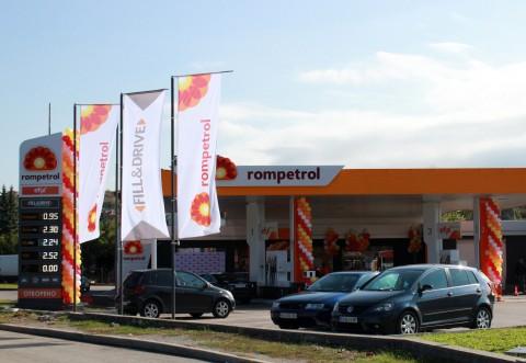 Rompetrol Bulgaria a deschis a 55-a stație de carburanți, în orașul Dupnița